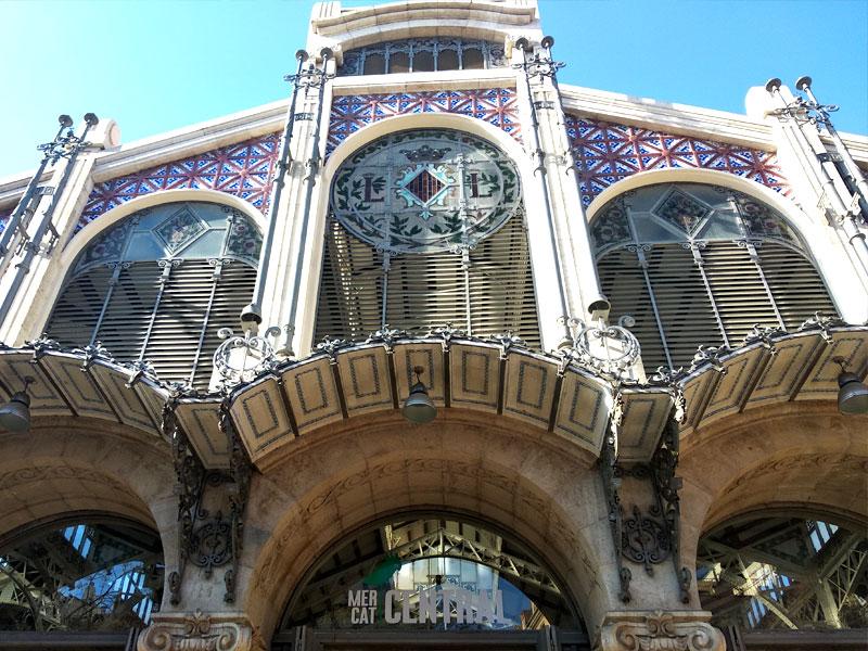 Whats On Valencia - Central Market Valencia - Mercat Central Valencia Dome